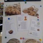 хлеб-экскурсия в библиотеку