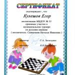 шашки 2015-Кулешов