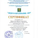 вернисаж-2019 Кириллова